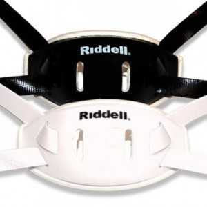 Riddell Hard Cup Chinstrap M/H L Black