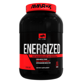 AMAROK BE ENERGIZED