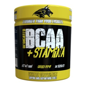 AMAROK DEDICATED BCAA + STAMINA
