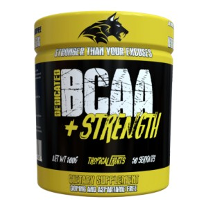 AMAROK DEDICATED BCAA + STREGTH