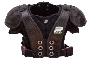 """2inOne"" Carbon Shoulder Pad"